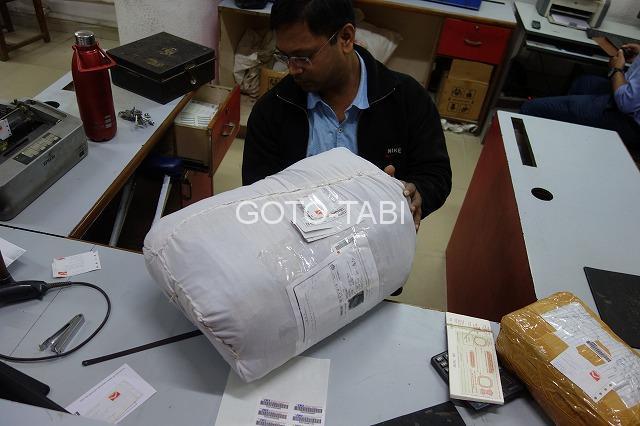 インド郵便局