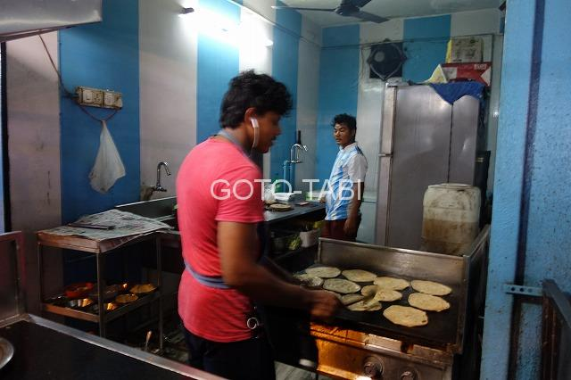 インド食べ物