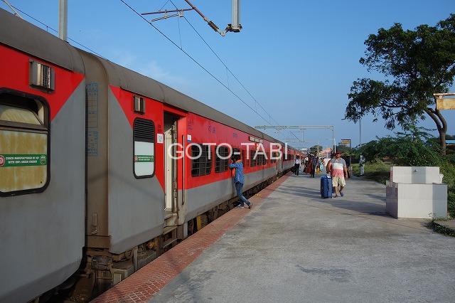 カニャクマリ駅