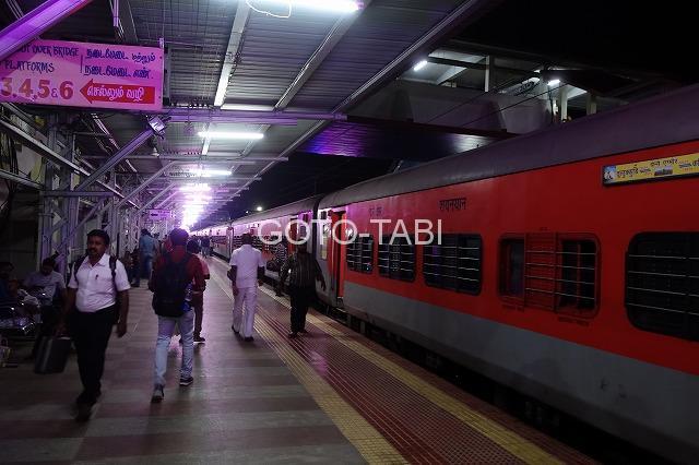 マドゥライ駅