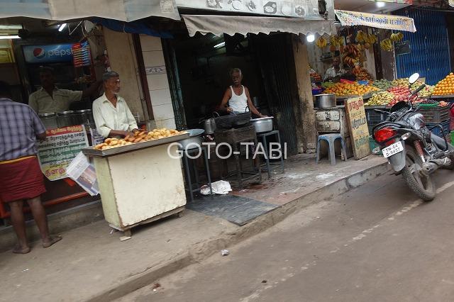 インド朝飯