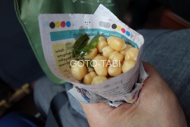 インドの豆