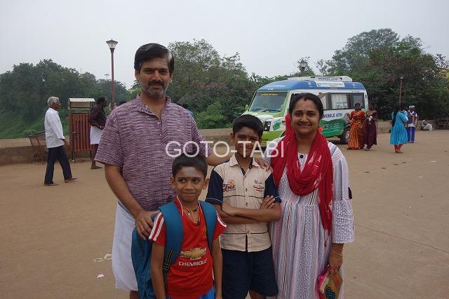 インド家族