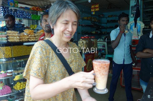 インドの飲み物