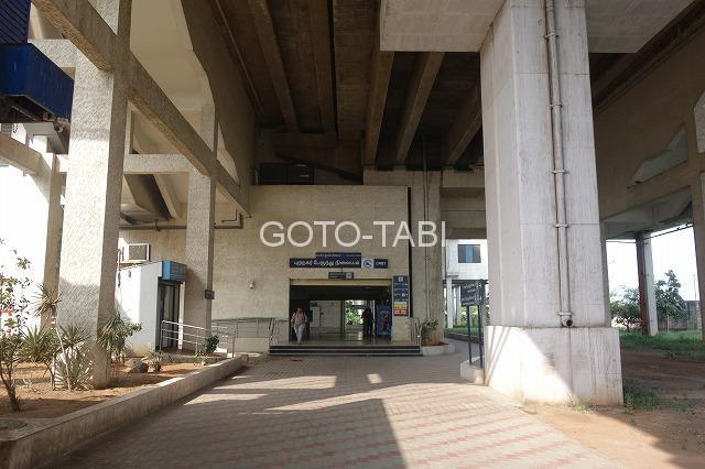 チェンナイバス駅
