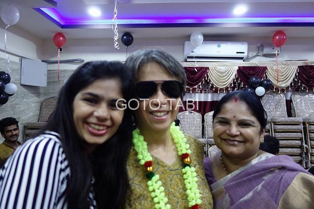 インドのパーティー