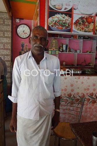 インド老人