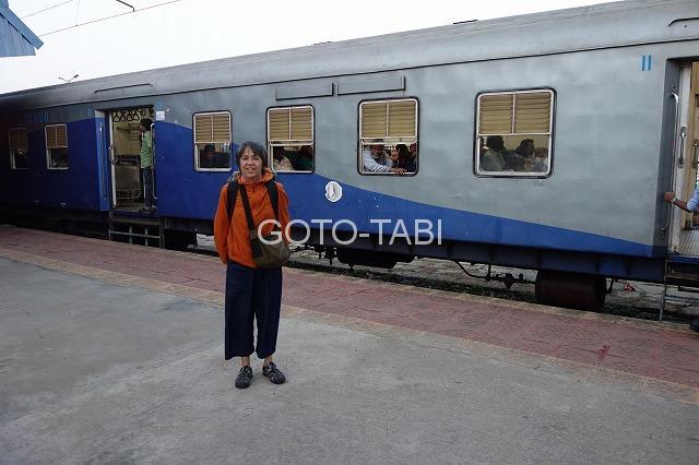 マンガラギリ駅