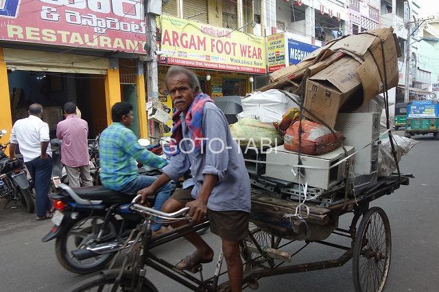 インド自転車