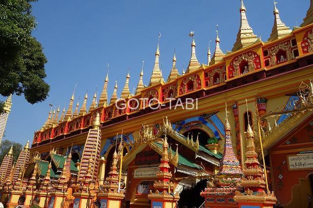 タウンボデー寺院