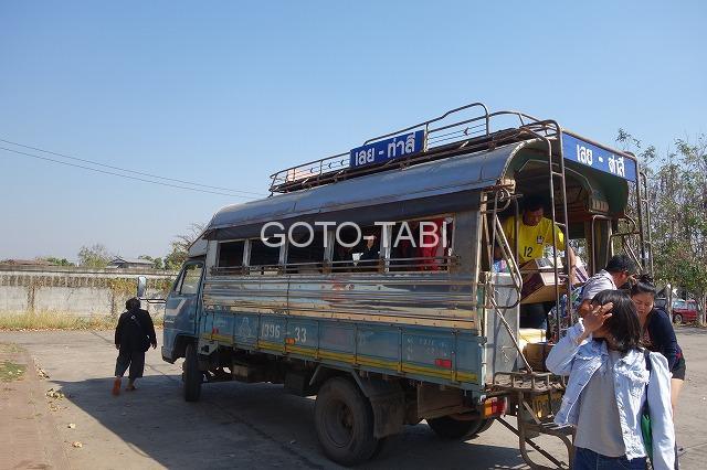 ターリのバス駅