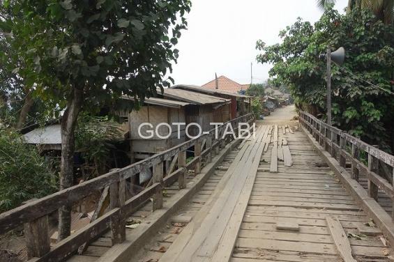パクライ 橋