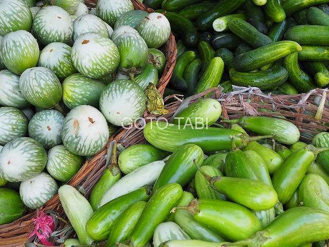 パアンの野菜