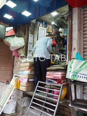 インド文房具屋