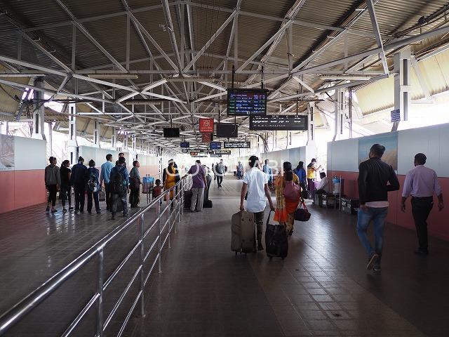 アーメダバード駅